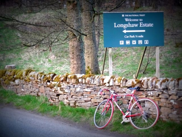 Cycle to the Cinema, Longshaw Estate