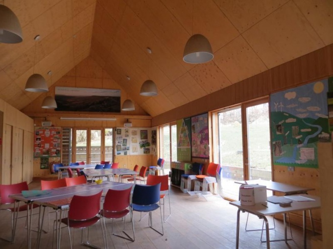 Moorlands Discovery Centre, Longshaw Estate