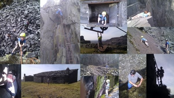 2011 04 Wales Slate Quarries