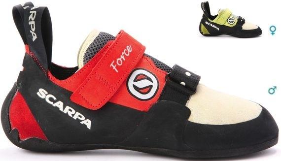 Reviews - Fri 2nd Sep 2011 - Scarpa Force Velcro Rock Shoe - Heason ... 826ffdd55e5