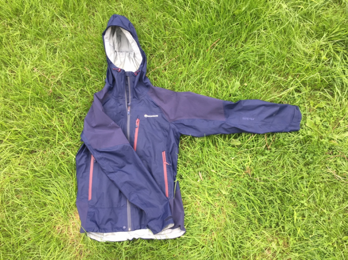 d66c329a2613d Reviews - Thu 20th Sep 2018 - Review - Ajax Waterproof Jacket from ...