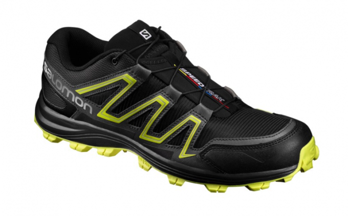 5c28ce880 Reviews - Tue 20th Mar 2018 - Salomon Speedtrak Running Shoes ...