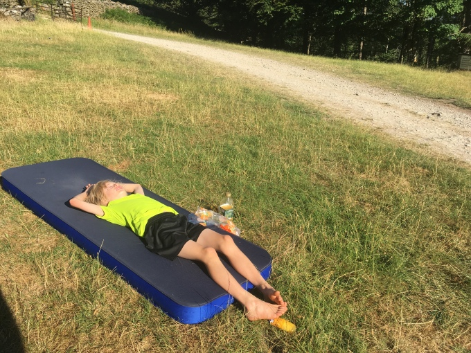 Thermarest Mondo King 3D