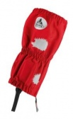 VAUDE Kids Gaiter-Red 188