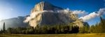 Clouds across El Capitan, Yosemite Valley