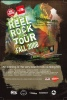 2008 Reel Rock Tour Poster