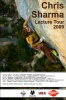 Chris Sharma Tour 2008 Poster