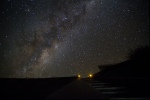 Milky Way over Atacama