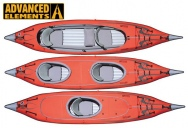 Advanced Elements COnvertible Kayak