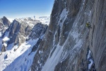 The Grandes Jorasses is an amazing mountain