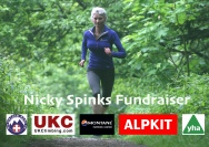 Nicky Spinks London Marathon Fundraiser